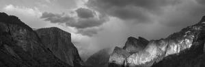 Yosemite Valley Sunset by Anna Miller