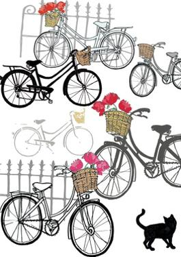 Bicycles, 2013 by Anna Platts