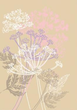 Cow Parsley, 2013 by Anna Platts