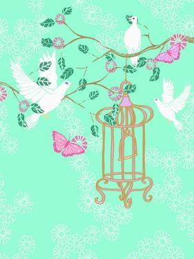 Doves, 2013 by Anna Platts