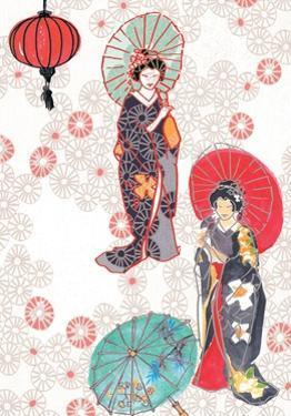 Geisha, 2013 by Anna Platts