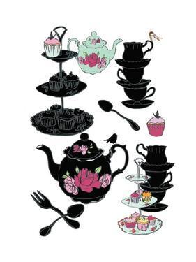 High Tea, 2013 by Anna Platts