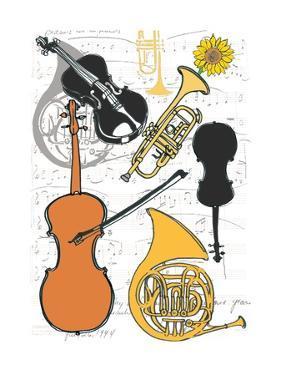 Instruments, 2013 by Anna Platts