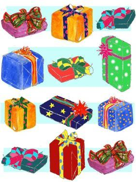Presents by Anna Platts