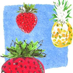 Summer Fruit by Anna Platts