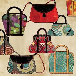 Bag Pattern by Anna Polanski