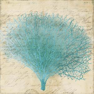 Blue Coral III by Anna Polanski