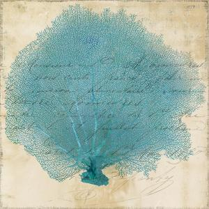 Blue Coral IV by Anna Polanski