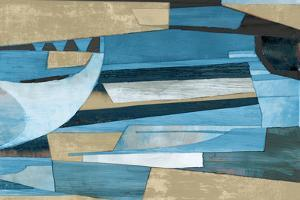 Cubist Shapes by Anna Polanski