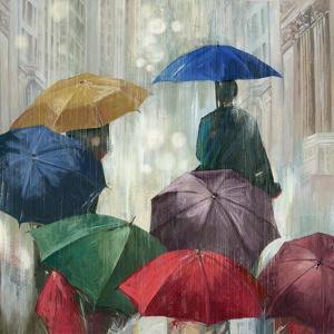 Downpour by Anna Polanski