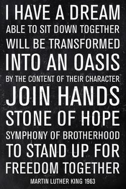 Martin Luther King Speech by Anna Polanski