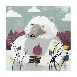 Polar Bear by Anna Polanski