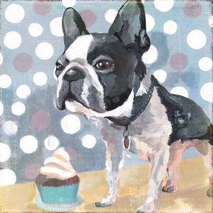 Pug Birthday by Anna Polanski