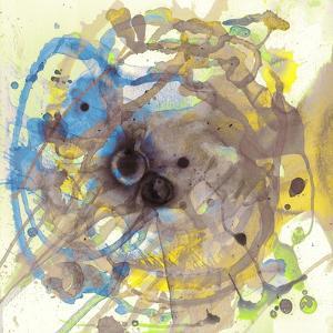 Watercolour Abstract I by Anna Polanski