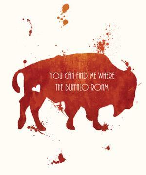 Buffalo Love by Anna Quach