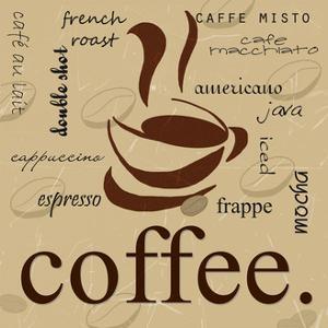 Coffee by Anna Quach