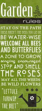 Garden Rules by Anna Quach