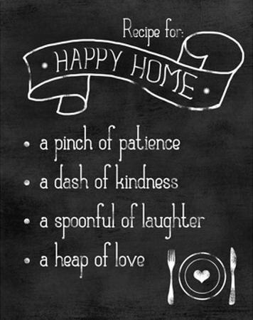 Happy Home Recipe by Anna Quach