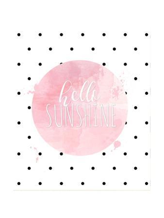 Hello Sunshine by Anna Quach