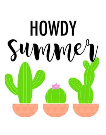 Howdy Summer by Anna Quach