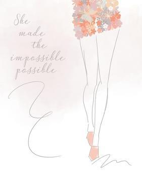 Impossibly Possible by Anna Quach