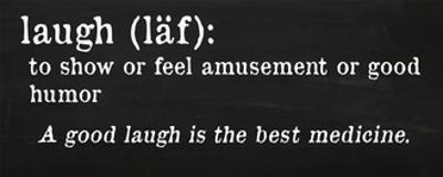 Laugh Definition by Anna Quach