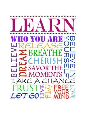 Learn by Anna Quach
