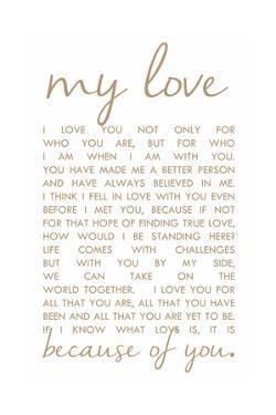Love Letter by Anna Quach