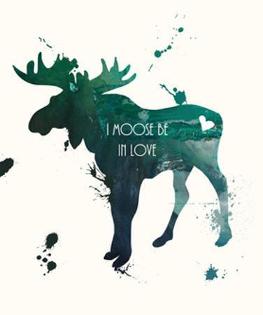 Moose by Anna Quach