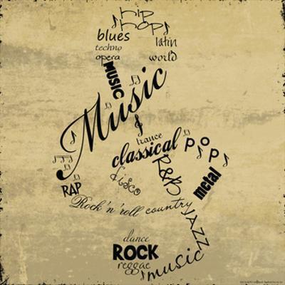 Music Note by Anna Quach