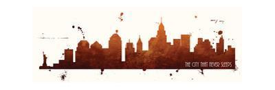 New York City That Never Sleeps by Anna Quach
