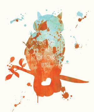 Owl by Anna Quach