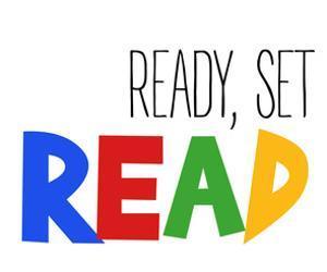 Ready, Set, Read by Anna Quach