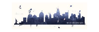The City That Never Sleeps by Anna Quach