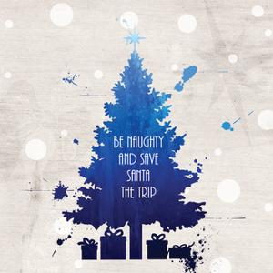 Tree and Star by Anna Quach