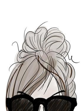 Visions of Hair Style IV by Anna Quach
