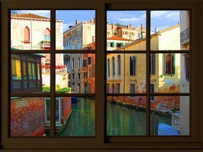 View from the Window at Venice by Anna Siena