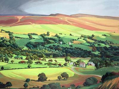 Welsh Valley