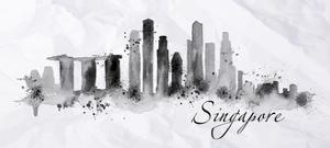 Silhouette Ink Singapore by anna42f
