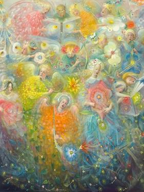 Daydream - after the Music of Max Reger, 2014 by Annael Anelia Pavlova