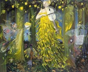 Queen of Quinces - after the music of Max Reger, 2007 by Annael Anelia Pavlova