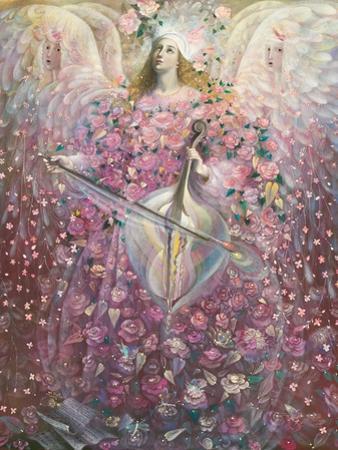 The Angel of Love, 2010 by Annael Anelia Pavlova