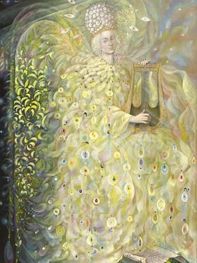 The Angel of Wisdom, 2009 by Annael Anelia Pavlova
