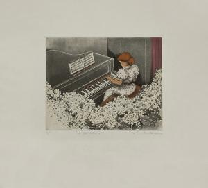 Le Piano by Annapia Antonini