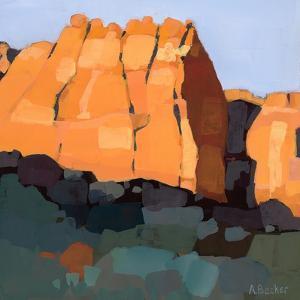 Red Rock by Anne Becker