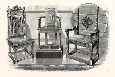 Anne Boleyn's Chair; Shakespeare's Chair; Theodore Hook's Chair, UK