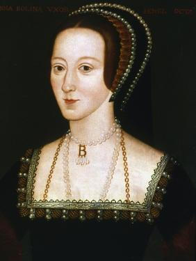 Anne Boleyn, Second Wife of Henry VIII, C1520-1536