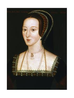 Anne Boleyn, Second Wife of Henry VIII, C1520-1536