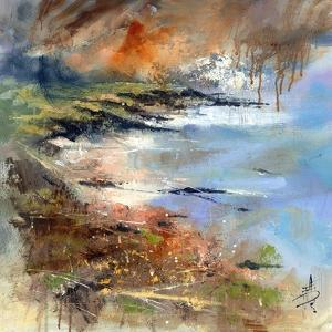 Nevern Lights I by Anne Farrall Doyle