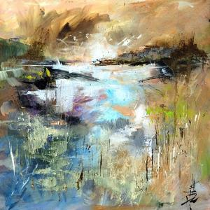 Nevern Lights V by Anne Farrall Doyle